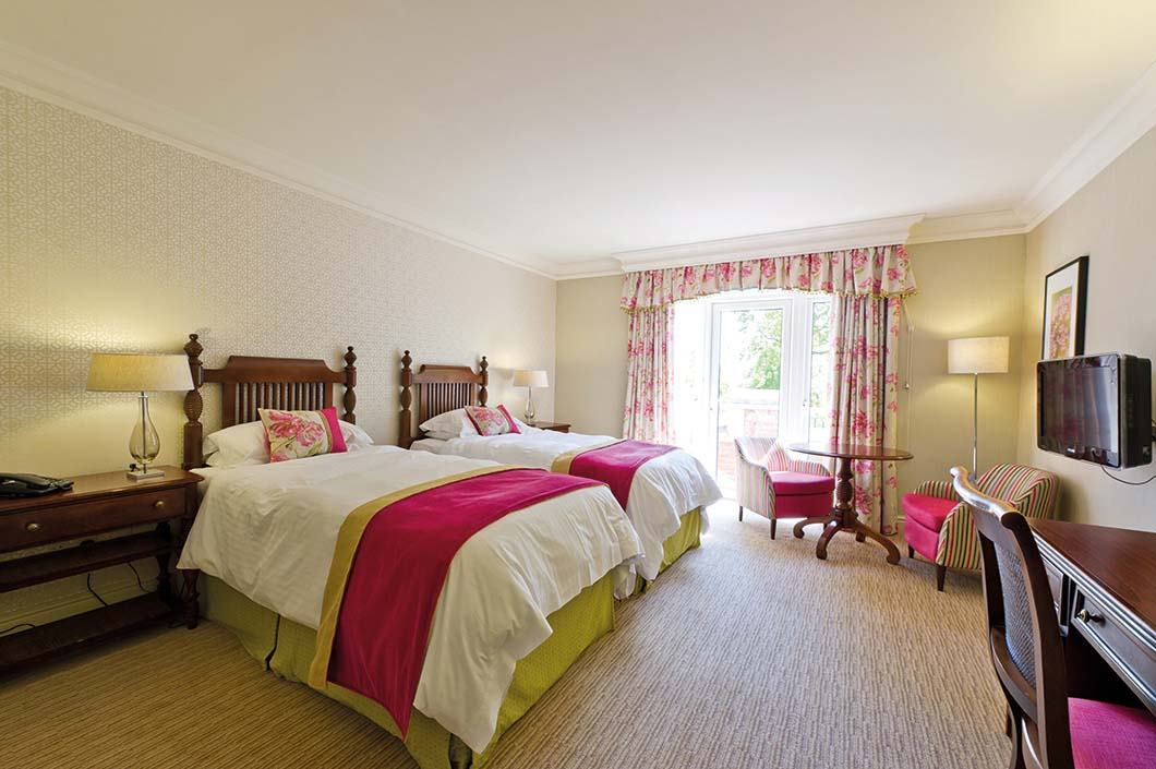 Superior Room at Ragdale Hall, Leicestershire