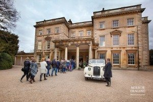 Prestwold Hall Wedding Fair in Leicestershire