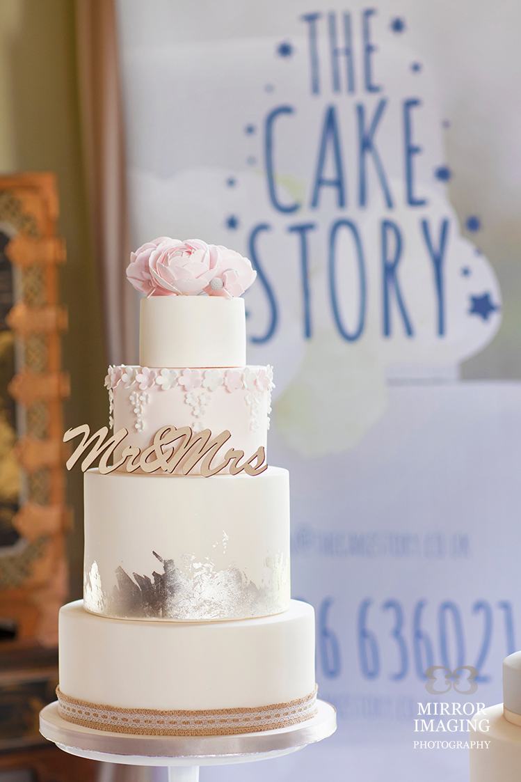 Wedding Cake By The Cake Story, Newark