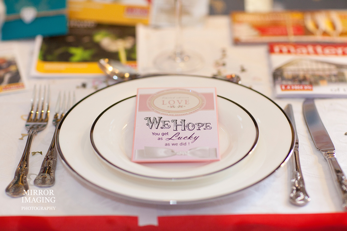 Loros Charity Wedding Favours At The Prestwold Hall Fair In Leicester