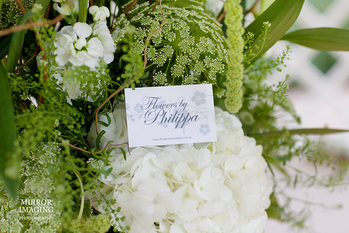 Wedding Flowers By Flowers By Philippa
