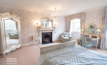 Bridal Suite, Prestwold Hall Leicestershire