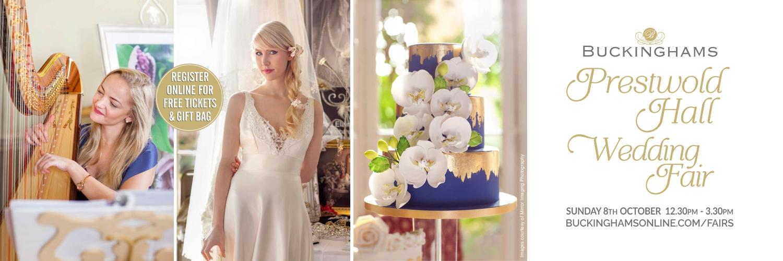 Prestwold Hall Wedding Fair