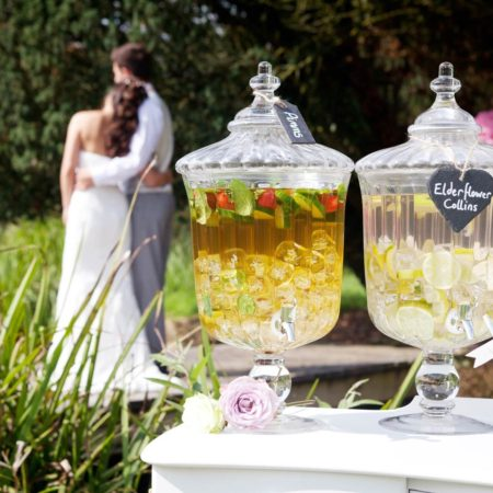 Drinks Dispensers From Nerissa Eve Weddings,  Leicestershire