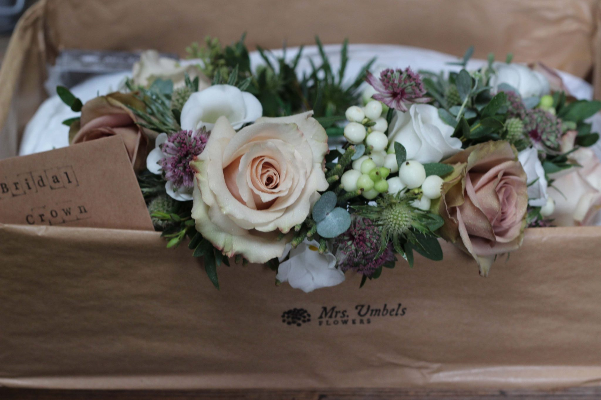 Mrs Umbels Wedding Flowers Nottingham