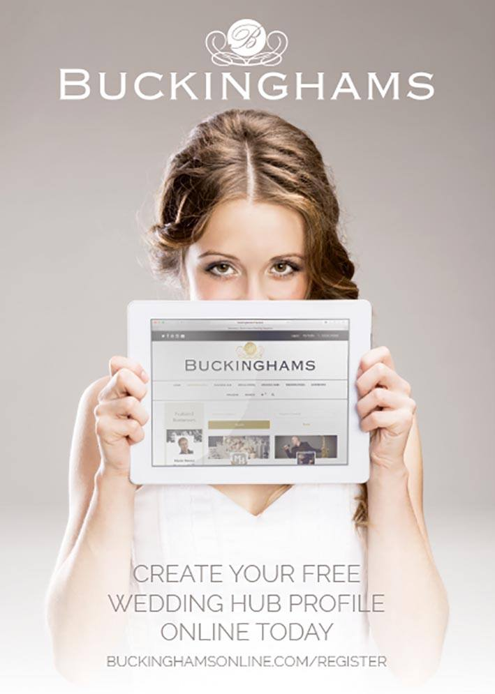 Buckinghams Online Wedding Planning Hub