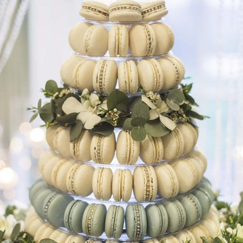 Macarons Tower By Maison Des Macarons In Leicestershire