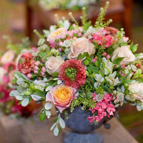 Zinc Floral Design Nottinghamshire