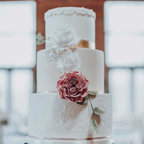 Wedding Cakes In Newarke