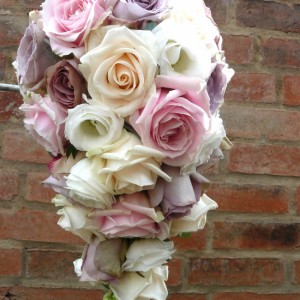 Bridal Bouquet Of Roses