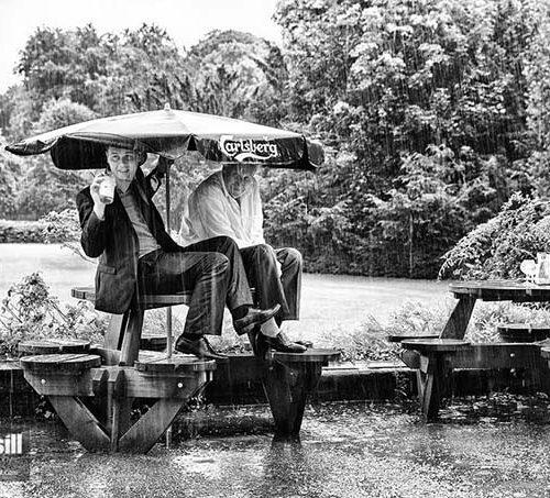 Planning For Rain