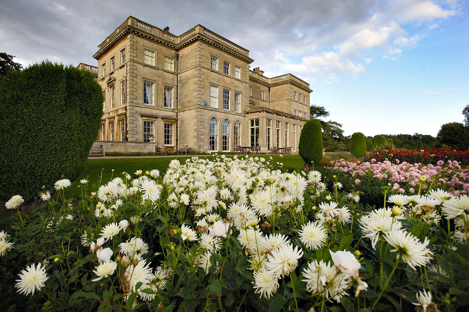 Prestwold Hall Leicestershire
