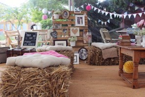 Rustic Styling Props