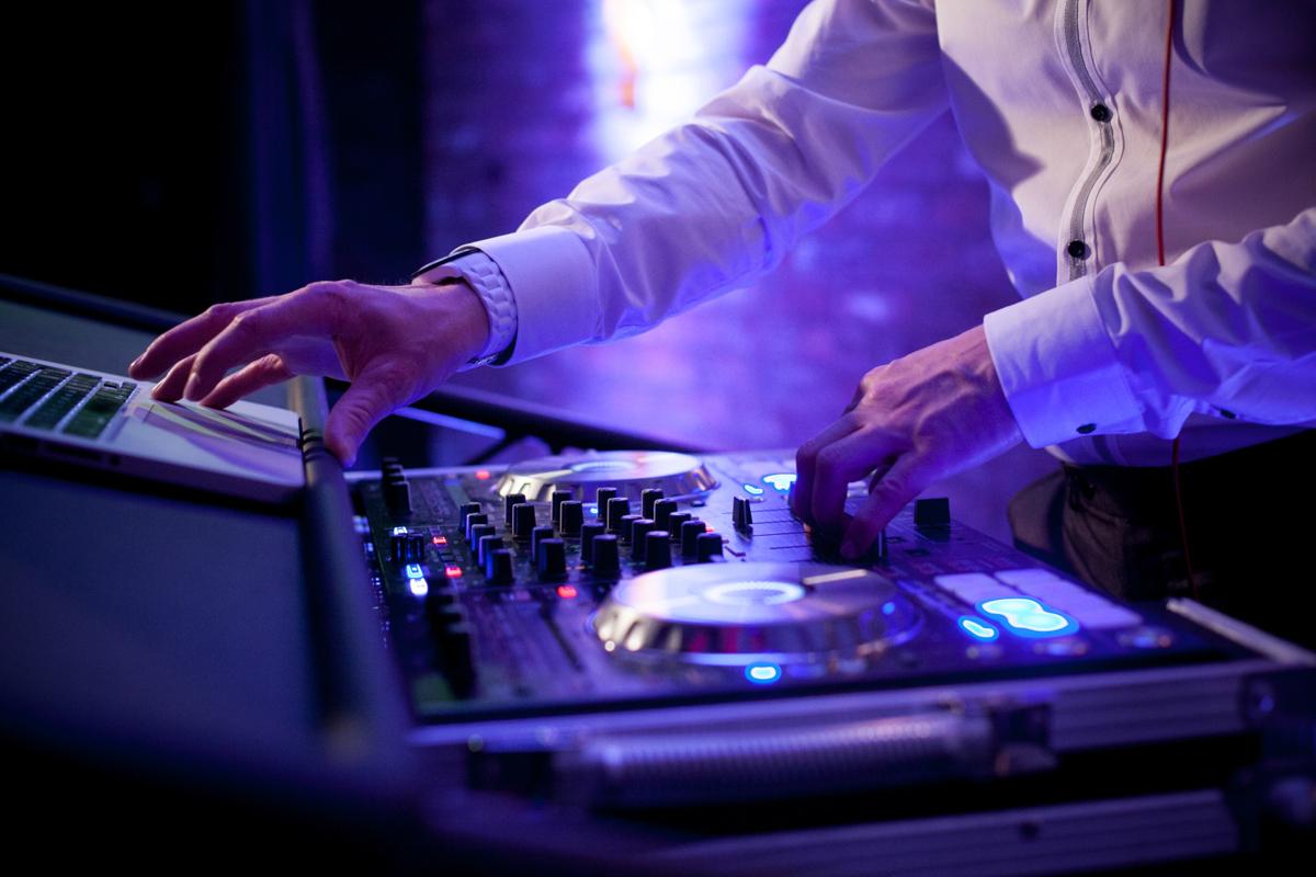 Paul Martyn Nottinghamshire DJ