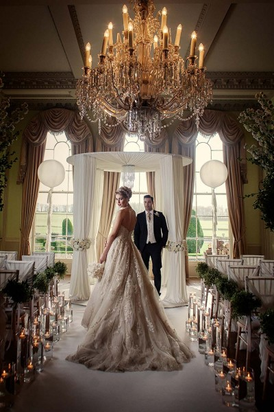 Savanna In Gold By Ian Stuart Bride