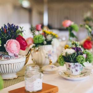 Honeybees Vintage Teas Leicestershire