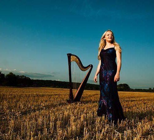 Soraya Vermeulen, Harpist