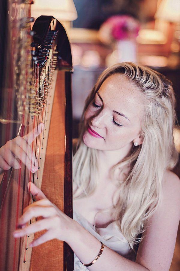 Harping On…with Harpist Soraya Vermeulen