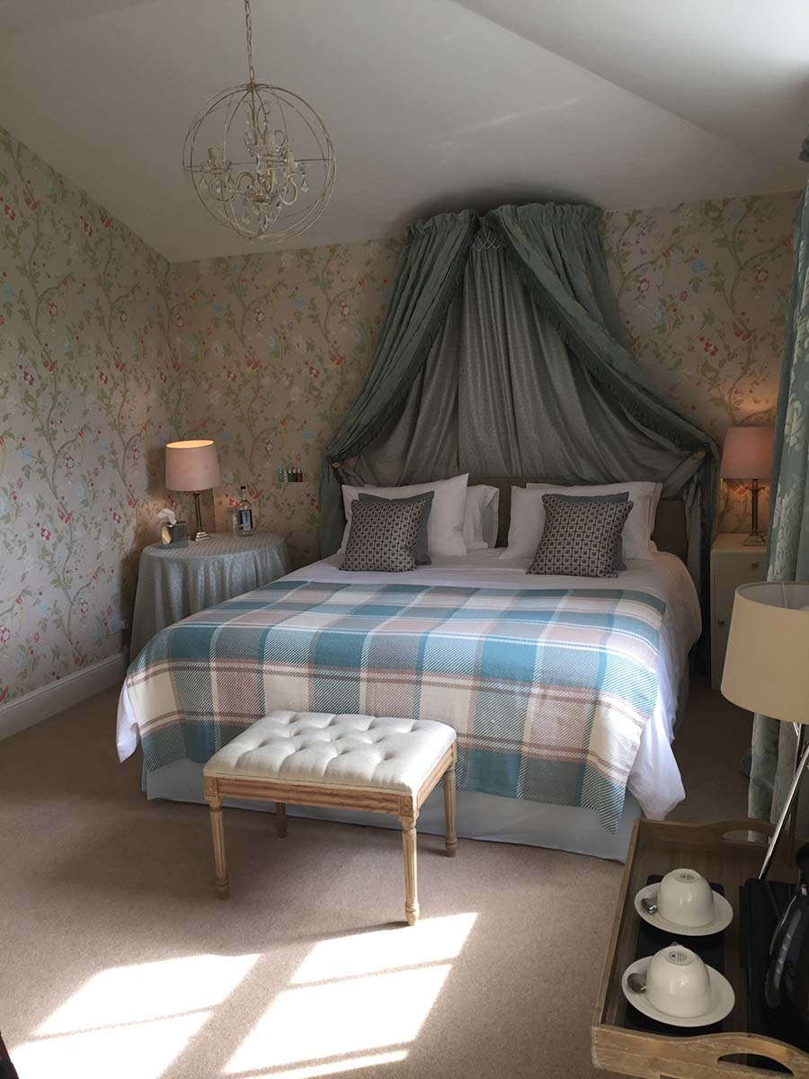 Guest Accommodation At Norwood Park Southwell