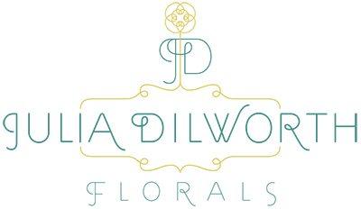 Logo Design For Julia Dilworth Florals