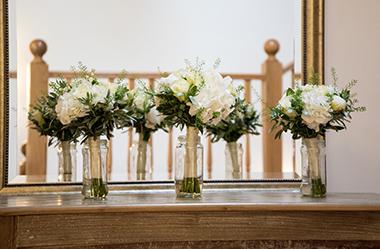 Bridesmaid Bouquet Bradgate Flowers Leicester