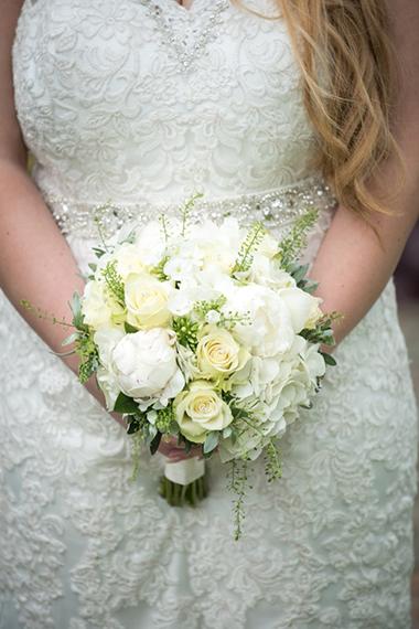 Bridal Bouquet Bradgate Flowers Leicester