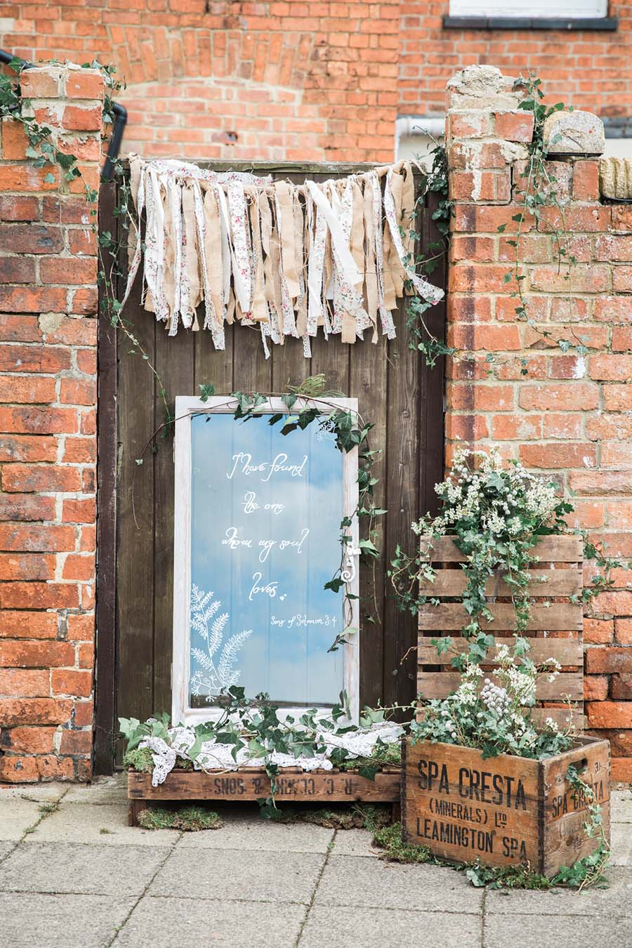 Rustic Styling By Honeybees Vintage Teas