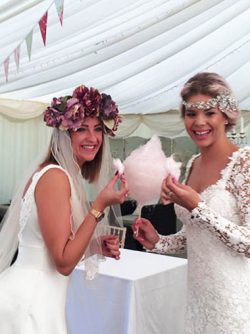 Candy Floss, Elite Candy Cart Company