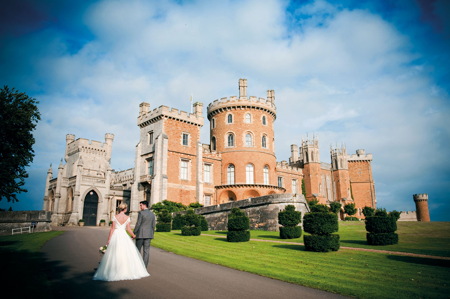 Belvoir Castle Weddings