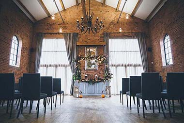 The Carriage Hall - Nottingham wedding venue
