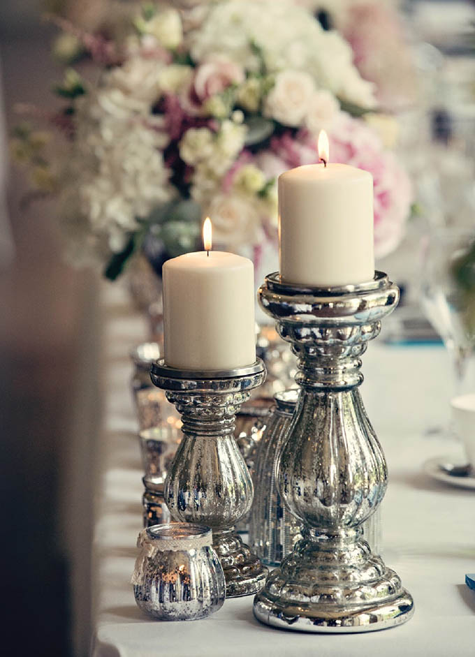 CANDLESTICKS, MODERN HERITAGE STYLING