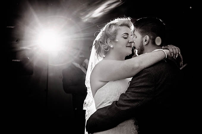 Bride And Groom First Dance, Elite Wedding DJs