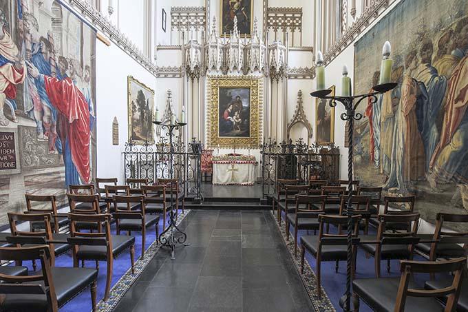 Belvoir Castle Chapel