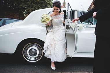 Bridal Bouquet, Zinc Floral Design Nottinghamshire