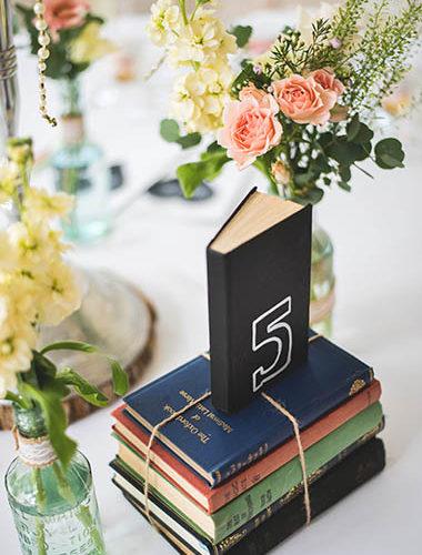 Floral Centrepieces, Zinc Floral Design Nottinghamshire
