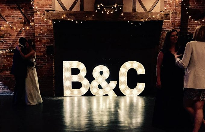 Illuminated Initials, JMC Production UK, Leicestershire