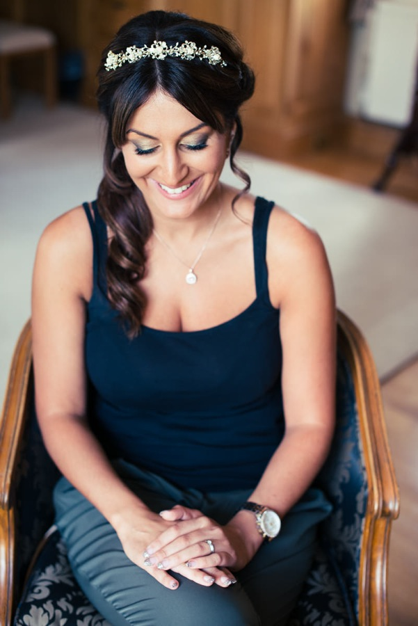 Adele Coxon Wedding Makeup