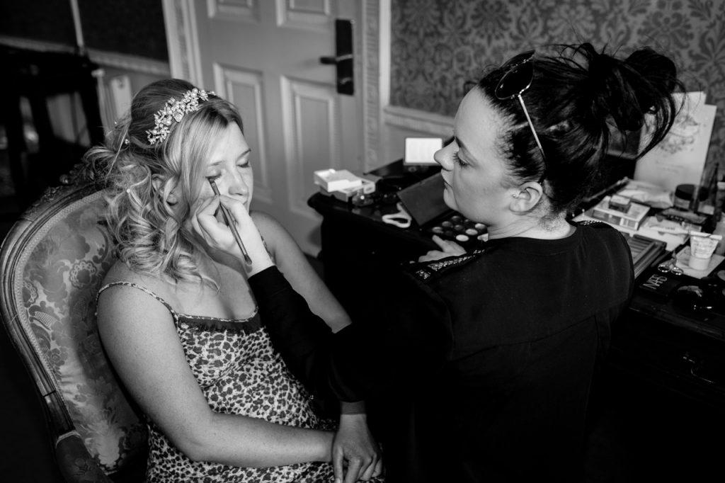 Adele Coxon Wedding Makeup