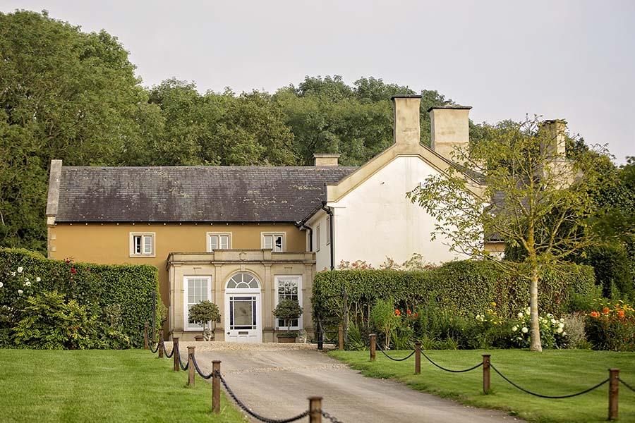Ladywood Estate Oakham Leicestershire
