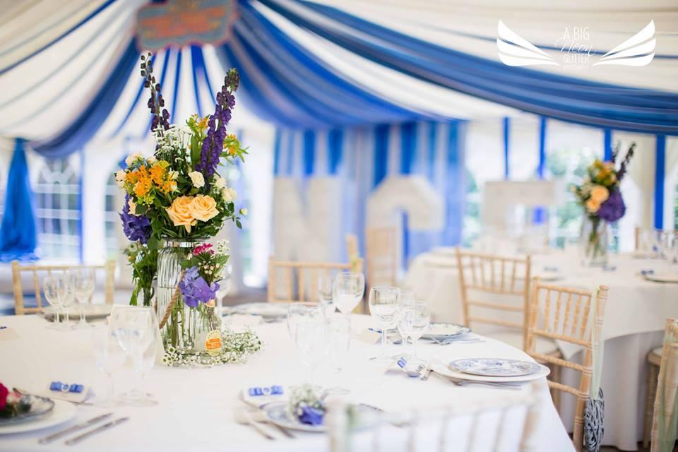 The Walled Garden At Beeston Fields Wedding Fair