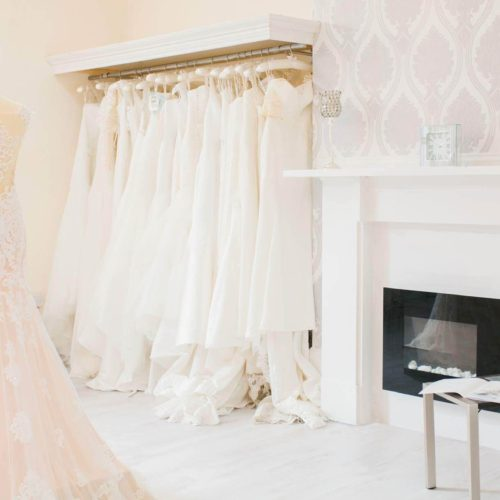 New Appointment Suites At RS Bridal Collection