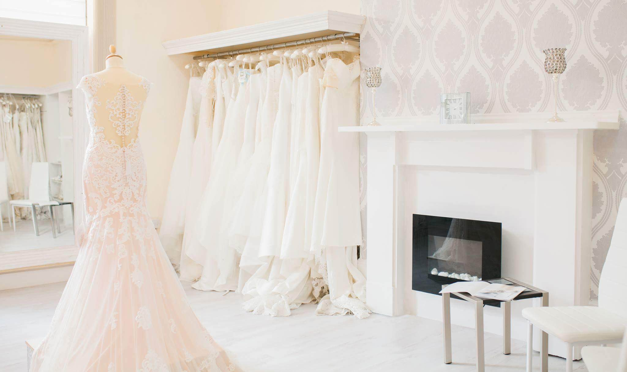 Bridal Boutique, Melton Mowbray, Gina Dover Jacques