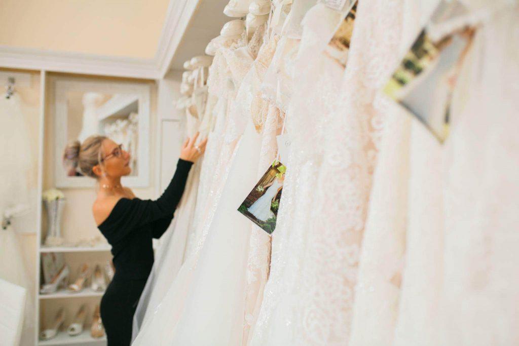 bridal boutique, melton mowbray, Gina Dover Jacques