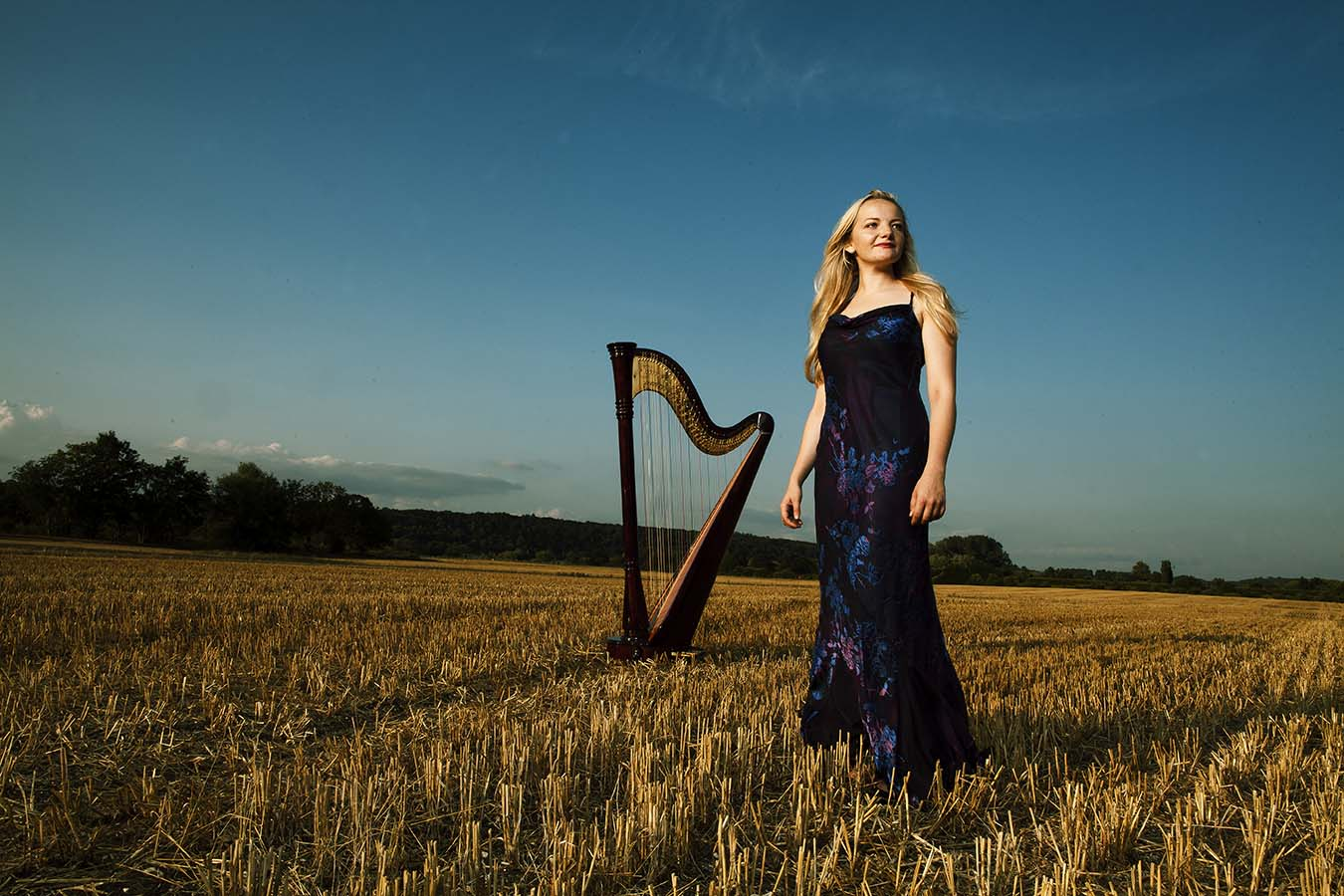 Soraya Vermeulen Harp