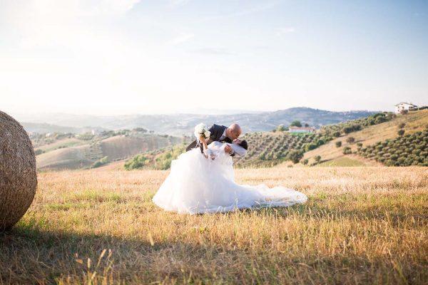 Alfresco Italian Wedding In Abruzzo