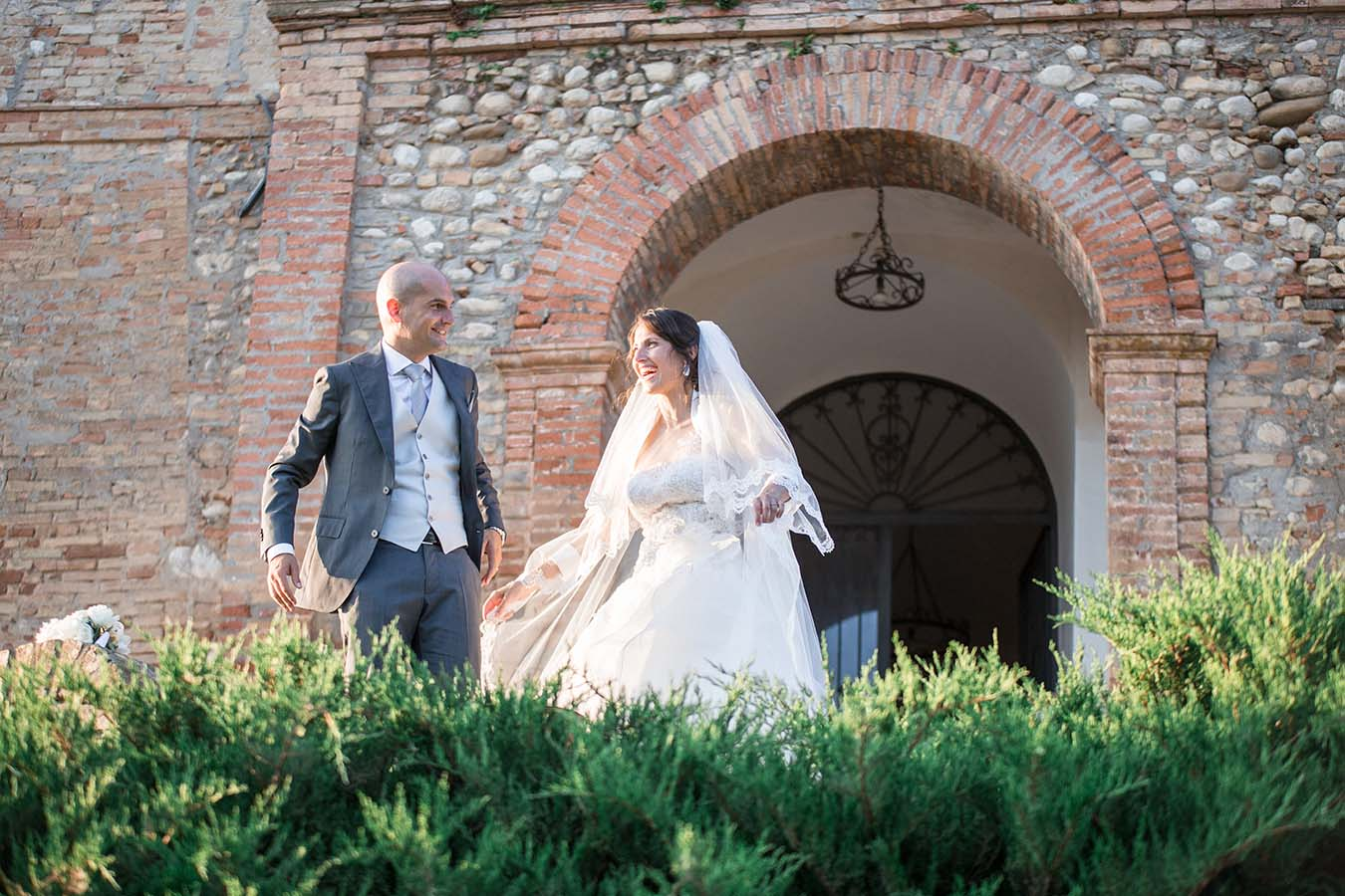 Alfresco Italian Wedding in Abruzzo
