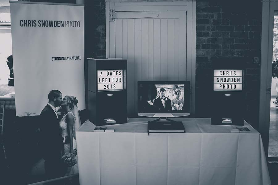 Norwood Park Wedding Fair Photographed By Chris Snowden Photography
