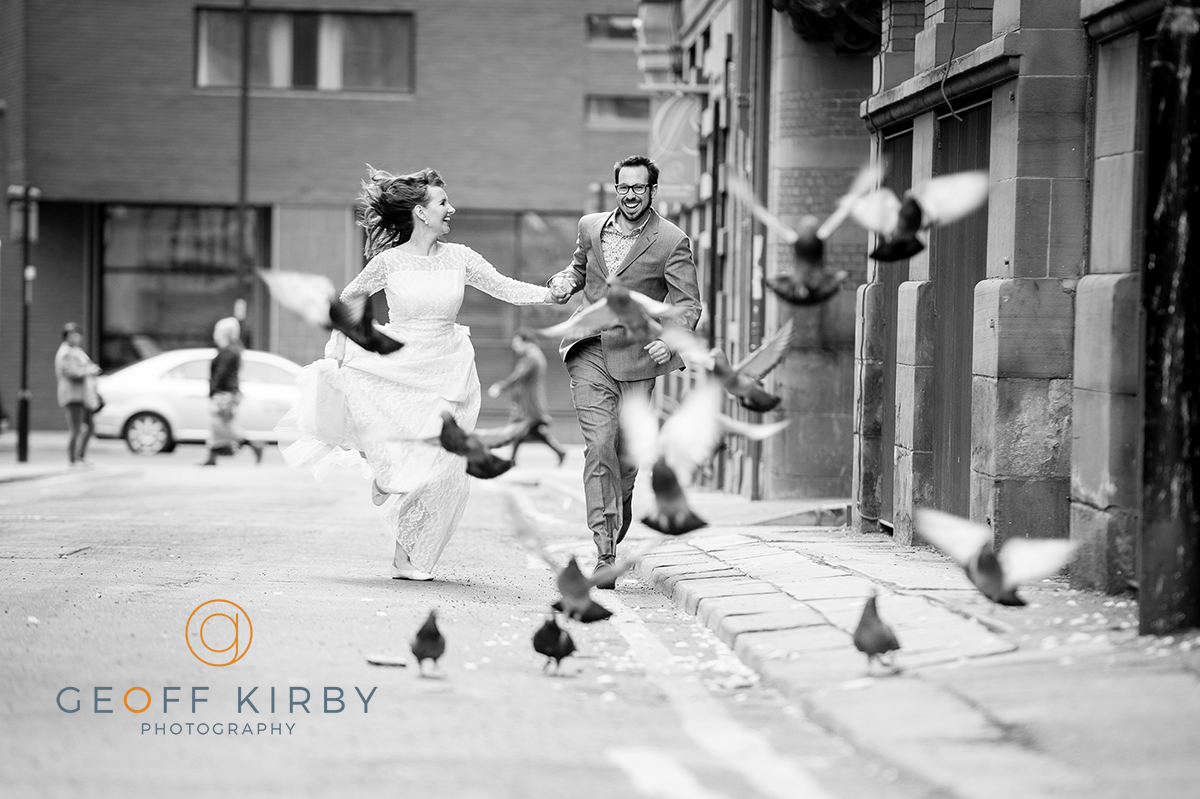 Wedding Photographers In Nottingham
