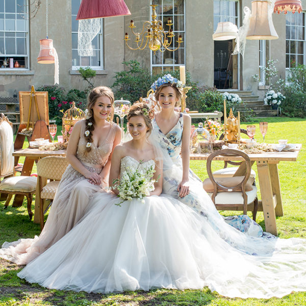 Shade Bridal Nottingham – English Summer Wedding Style
