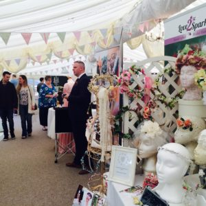 Walk Around The Walled Garden Wedding Fair, Beeston Fields (Video)